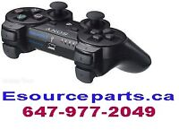Sony Playstation 3 Controller (Dual Shock 3) Black and White