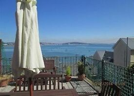 FISHERMANS COTTAGE IN MUMBLES SEA VIEWS