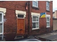 **NEW IN** 2 BEDROOM PROPERTY-RILEY STREET-BURSLEM-LOW RENT-DSS ACCEPTED-NO DEPOSIT-PETS WELCOME^