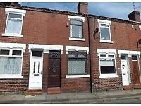 **COMING SOON** 2 BEDROOM PROPERTY-LAWTON ST-BURSLEM-LOW RENT-DSS ACCEPTED-NO DEPOSIT-PETS WELCOME^