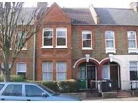 Large 2 bed first floor flat with garden in Walthamstow London e17 5es