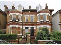 TWO BEDROOM FLAT WITH LARGE COMMUNAL GARDEN