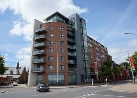 Luxury One Bedroom Apartment to rent in the centre of Swansea with allocated parking & balcony.