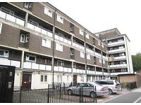 BRICKLANE, E1, SPACIOUS 5 BEDROOM APARTMENT WITH PRIVATE PATIO