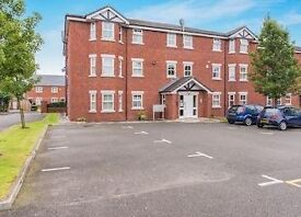 Beautifully Presented One bed Flat FULLY FURNISHED With Parking ,