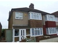 Large beautiful four bedroom house available now in Hornchurch RM13..Available Now!!