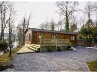 Pec Special, 2 bed, double lodge, 32x20, large glass decking, rear hidden decking, Gatebeck