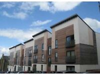 2 bedroom unfurnished ground floor flat to let central Forfar , DG, GCH, private parking, cctv