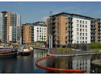 Ensuite Double Room - River Side Luxury Apt - Canary Wharf - Mon to Fri OR Short Let