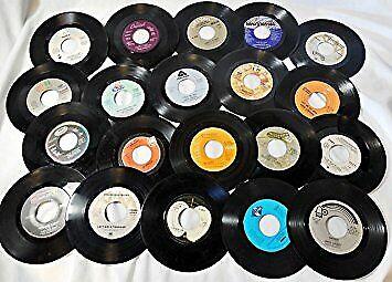 Vintage Records Autos Collectables
