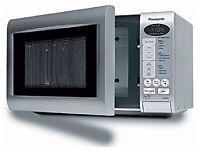 Panasonic NN-E225M 19 litre 800 watt Digital Solo Microwave Oven ...