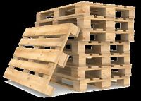 Wanted - pallets