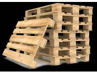 WANTED ....WOODEN PALLETS