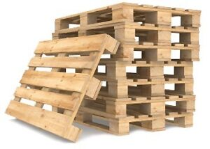 Looking for Some Wood Pallets