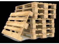 **WANTED PALLETS**