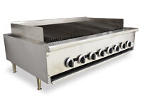 Commercial Restaurant Broiler Grill FREE SHIPPING!