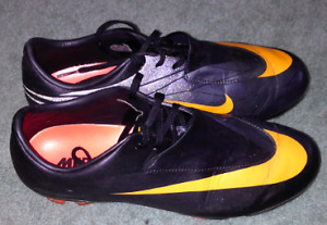 Nike Mercurial Soccer Cleats Size 6.5