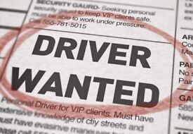 Driver wanted