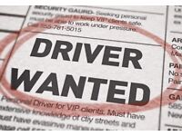 Driver wanted urgent