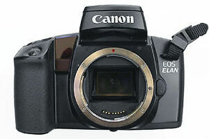Canon Elan 35mm film camera