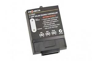 PROJECTA SOLAR CHARGE CONTROLLER 12V 7AMP Windsor Gardens Port Adelaide Area Preview