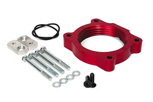 Airaid PowerAid Throttle Body Spacer 06-09 Hummer H3 3.5L/3.7L L5 200-585-1