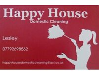 Happy House Domestic Cleaning