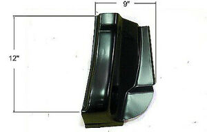 2004-2008 F150 Supercrew Cab Corner