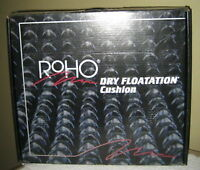 New Seat Cushion for Wheelchair - ROHO Dry Floatation