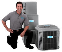 A/C & FURNACE INSTALLATION, REBATES UP TO $2100 416-992-2908