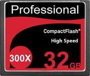 Compact Flash 32GB