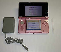 *****PINK NINTENDO 3DS + MANY GAMES AVAILABLE*****