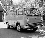 1966 Chevy Van