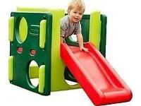 little tikes slide