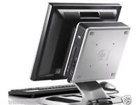 22 INCH HP DESKTOP TOWER PC COMPUTER SYSTEM & ' LCD TFT CHEAP ON EBAY