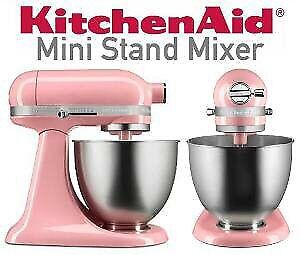 Brand New never used KitchenAid Artisan Mini Stand Mixer