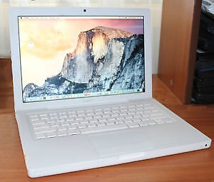 MacBook 13,Intel C2D,4GB RAM,160GB HD,13''LCD, OSX 10.7 Lion