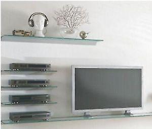glasregale g nstig online kaufen ebay. Black Bedroom Furniture Sets. Home Design Ideas