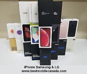 iPhone SE 6S 7 8 Plus X Samsung S5 S6 S7 S8 S9 A edge Note LG Ha