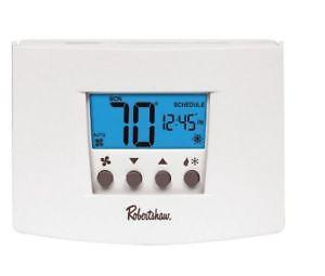 robertshaw thermostat robert shaw programmable thermostat
