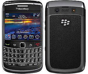 Blackberry Bold 9700 Bell GSM Smartphone - Black