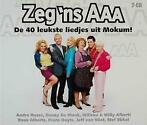 cd - Various - Zeg Ns Aaa