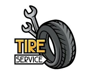 New winter tires free delivery, best tire  change price..