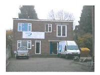 Trade counter, showroom, storage and offices near Maidstone
