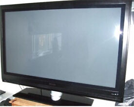"Free delivery 6 months guarantee PHILLIPS 50""HD PLASMA TV FREEVIEW"