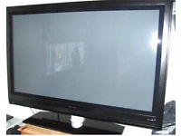"""Free delivery 6 months guarantee PHILLIPS 50""""HD PLASMA TV FREEVIEW"""