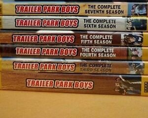 Season 1-7 Trailer Park Boys $40 obo
