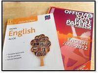 Higher English revision books