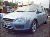 FORD FOCUS 1.8 TDCI SPORT 5DR - *FSH* - DIESEL - GREAT LOOKING CAR - CHEAP - PX.