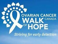 Ovarian Cancer Canada Walk of Hope Volunteers